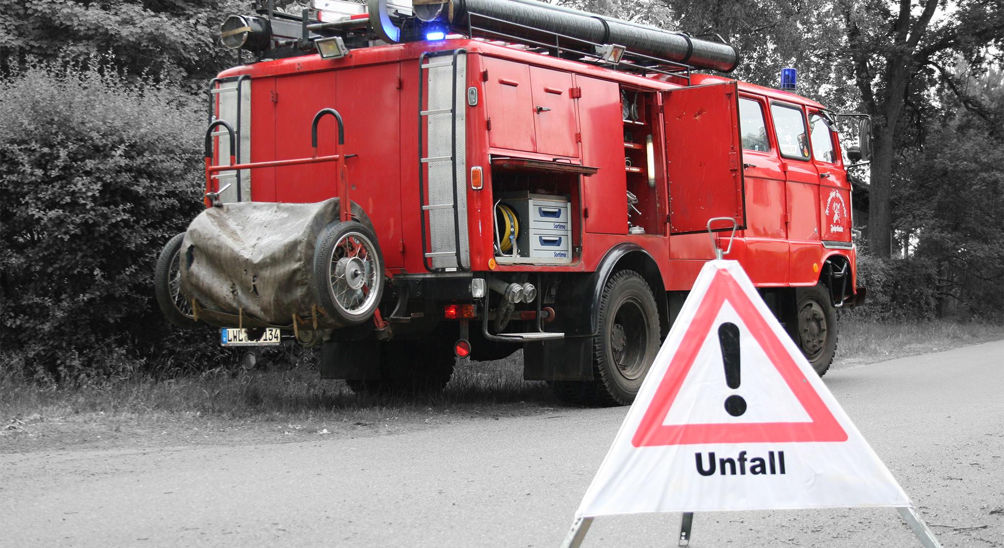 Unfall B106 Heute