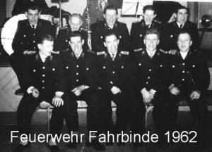 Feuerwehr 1962