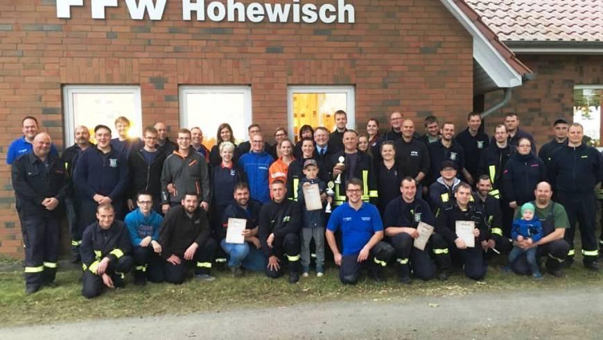 Wettstreit in Hohewisch