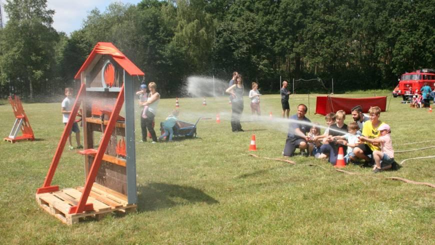 Kinderfest in Fahrbinde