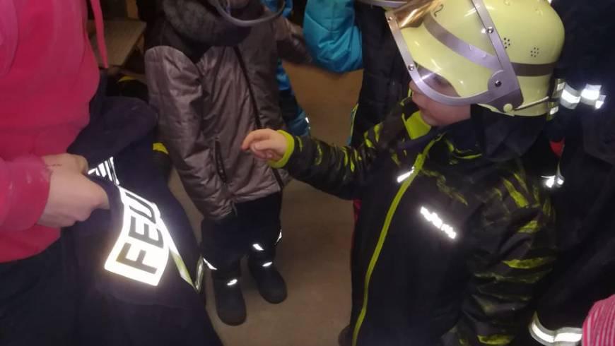 Treffen der Feuerwehrmäuse im Februar 2018