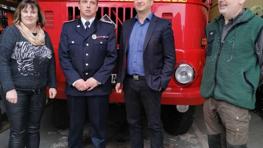 Land fördert Feuerwehren mit 50 Mio. Euro